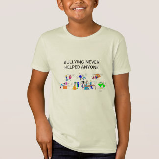STOP BULLYING T SHIRT