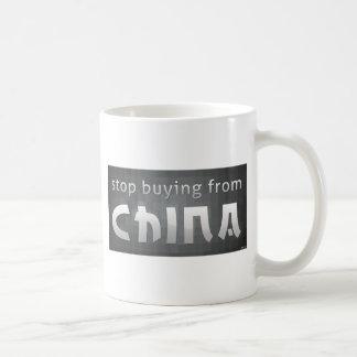 Stop Buying From China Coffee Mug