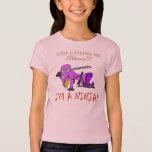 Stop Calling Me Princess!  I'M A NINJA! T-Shirt