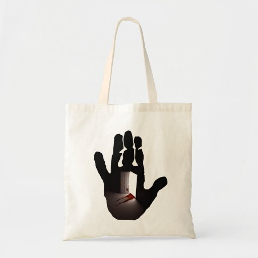 STOP! CANVAS BAGS