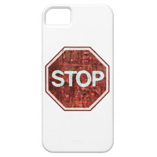 Stop iPhone 5 Cover