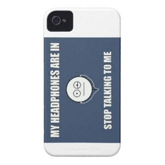 STOP Case-Mate iPhone 4 FUNDA