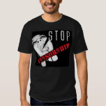 Stop Censorship Tee Shirts