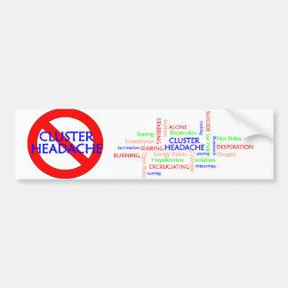 Stop CH Bumper Sticker Car Bumper Sticker