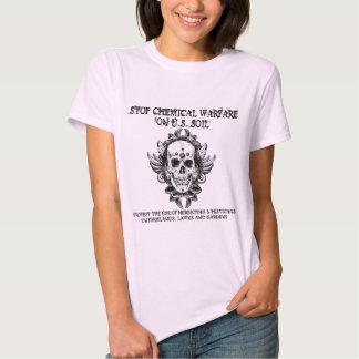 Stop Chemical Warfare T-shirt