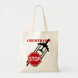 Stop Chemtrails bag