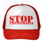 Stop Chemtrails - Boné Gorras