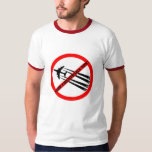 STOP CHEMTRAILS REMERA