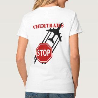 Stop Chemtrails tshirt