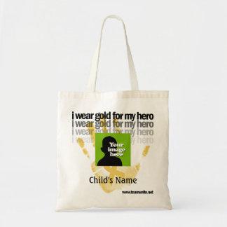 Stop Childhood Cancer Bag