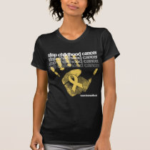 Stop Childhood Cancer T-Shirt
