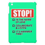 Stop! Choices... Ipad Mini Case