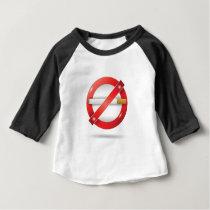 stop cigarette baby T-Shirt