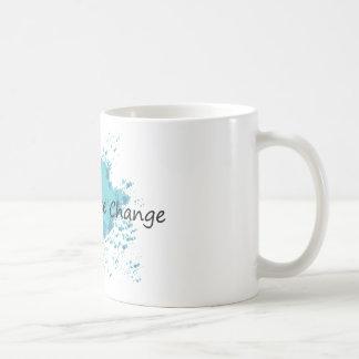 Stop Climate Change! Coffee Mug