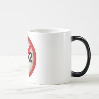 Stop CO2 Magic Mug