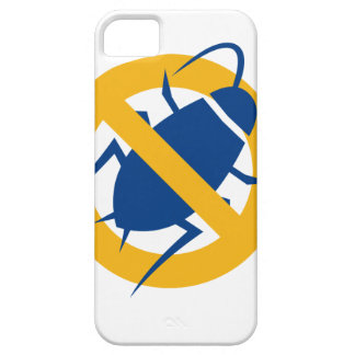 Stop Cockroach Icon iPhone SE/5/5s Case