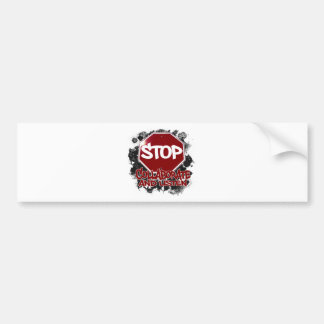 Stop! Collaborate and Listen. Bumper Sticker