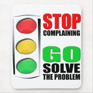 Stop Complaining Mouse Mat