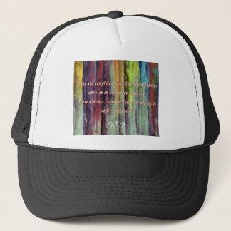 Stop complaining! trucker hat