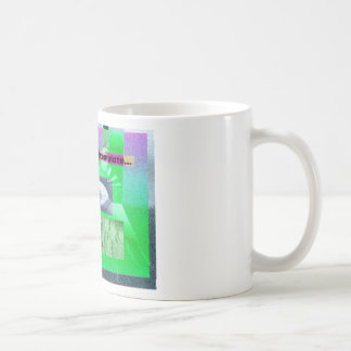 Stop & Contemplate Coffee Mug