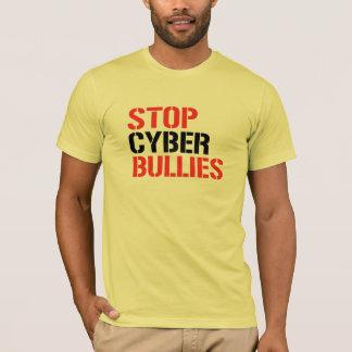 STOP CYBER BULLIES T-Shirt