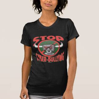 Stop Cyber-Bullying Anti Cyberbully Gear T-Shirt