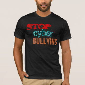 Stop Cyber Bullying T-Shirt