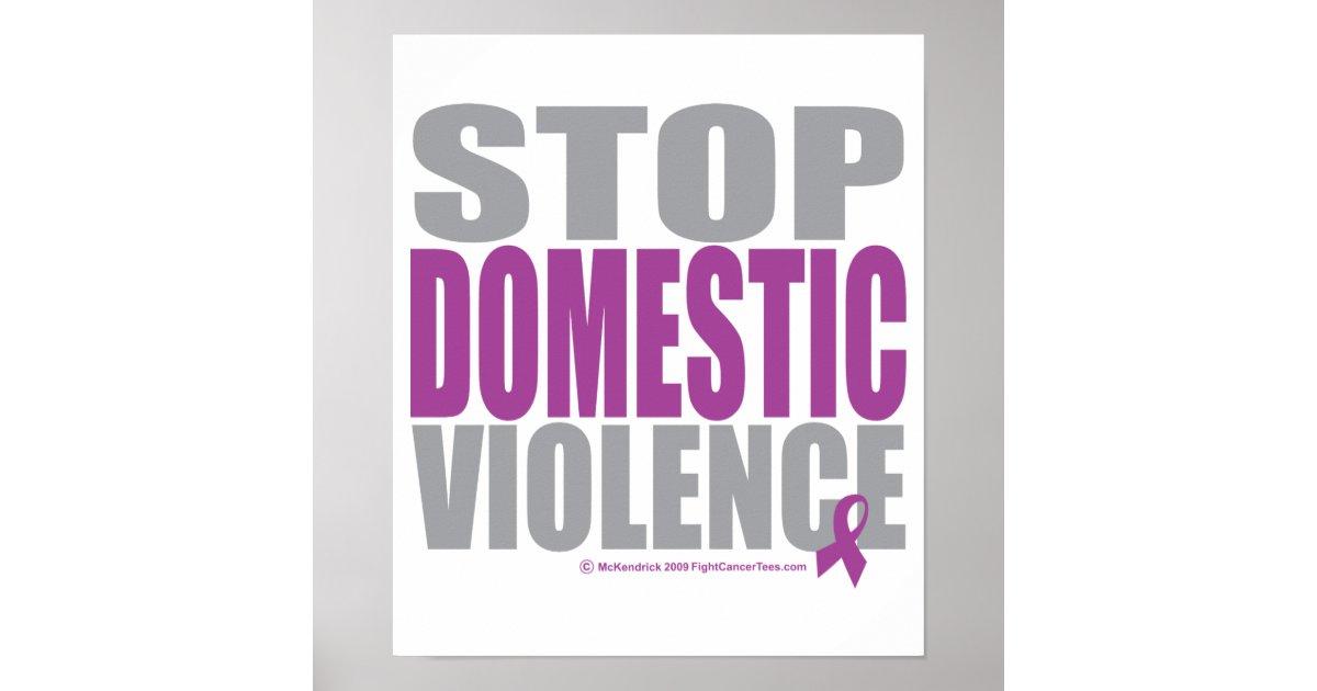 Stop Domestic Violence...