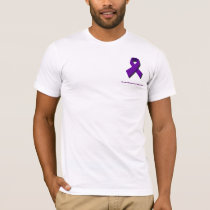 Stop Domestic Violence / Treat Your Family T-Shirt