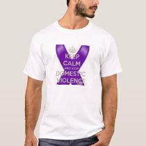 Stop Domestic Violence tshirt