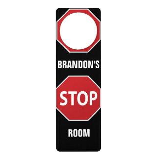 STOP Door Hanger