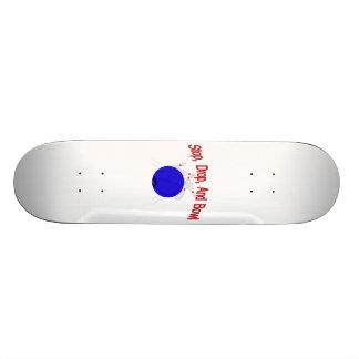 Stop Drop Bowl Skateboard Decks