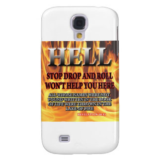 Stop Drop Roll Samsung Galaxy S4 Cover