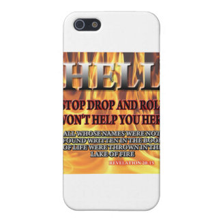 Stop Drop Roll iPhone 5 Case