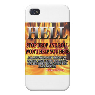 Stop Drop Roll iPhone 4 Case