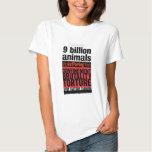 Stop Factory Farming T Shirt