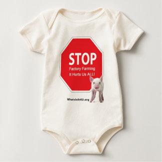 Stop Factory Farms Series 1 Creeper