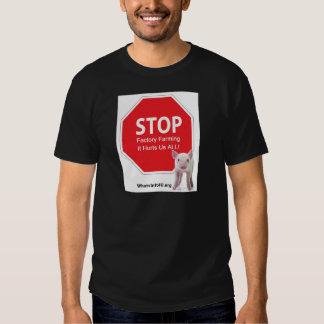 Stop Factory Farms Series 1 T Shirt