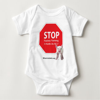 Stop Factory Farms Series 1 T-shirt