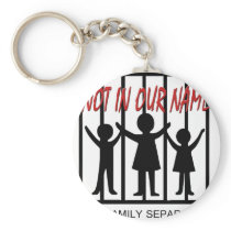 Stop Family Separation - Support immigrant familie Keychain