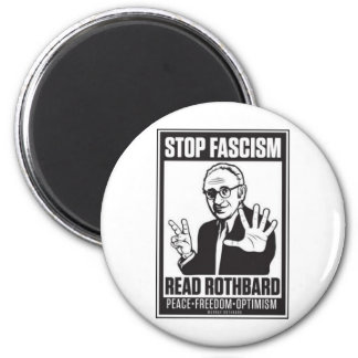 Stop Fascism Magnet