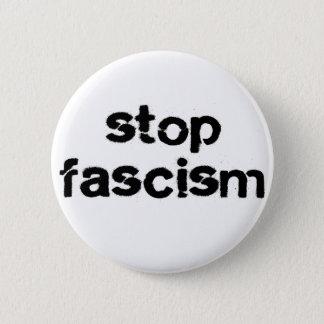 Stop Fascism Pinback Button