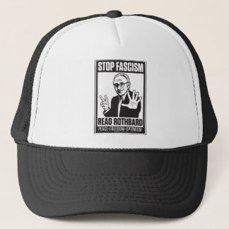 Stop Fascism Trucker Hat