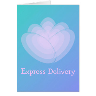 Stop Feeling Bad Express Delivery Card