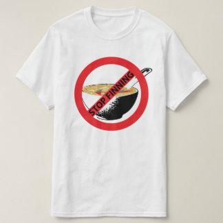STOP FINNING SHARKS T-Shirt