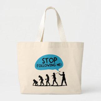 Stop Following Me! Bag