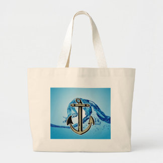 Stop for further success Anchor sailing Tote Bag