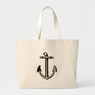 Stop for further success Anchor sailing Canvas Bag