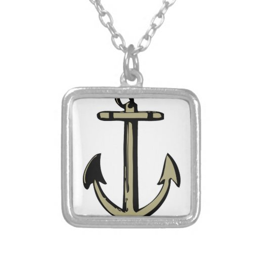 Stop for further success Anchor sailing Custom Jewelry