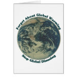 Stop Global Dimming Card